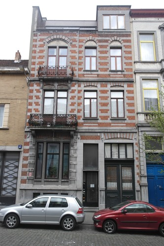 Rue de la Princesse 11, 2015