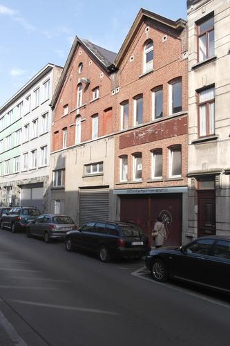 Rue Tazieaux 37, 2015