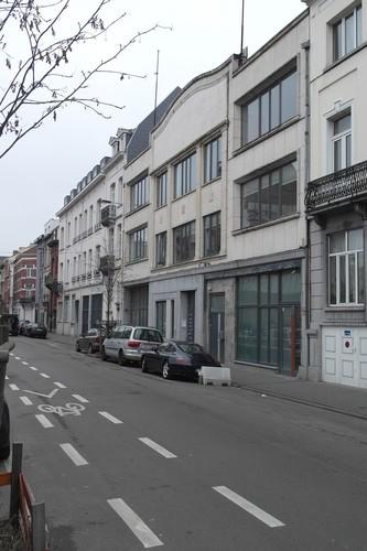 Rue Vandenboogaerde 17-29, 2015
