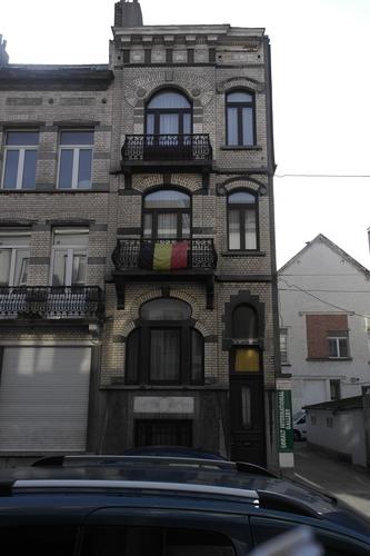 Rue Vandernoot 25, 2015