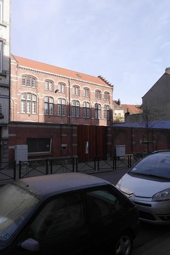 Rue Vandernoot 52 - rue Haeck 61, Sint-Jozefschool, 2015