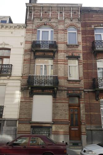 Rue Jules Debecker 31, 2014