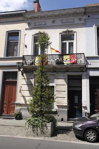 Rue de l'Eglise Sainte-Anne 13, 2014