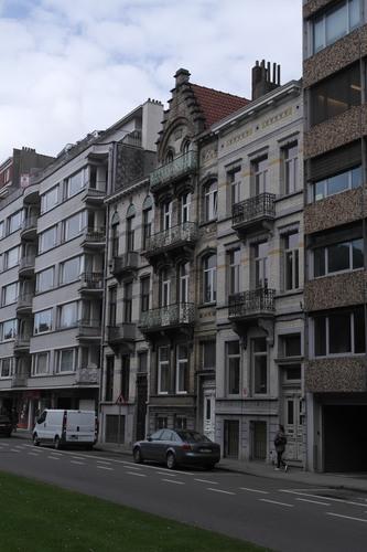 Avenue de Jette 36, 38, 40