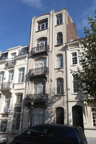 Boulevard Leopold II 245, 2014
