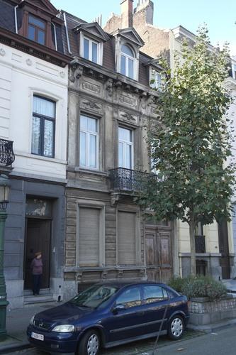 Boulevard Leopold II 254, 2014