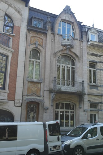Maison personnelle de l'architecte Fernand Lefever