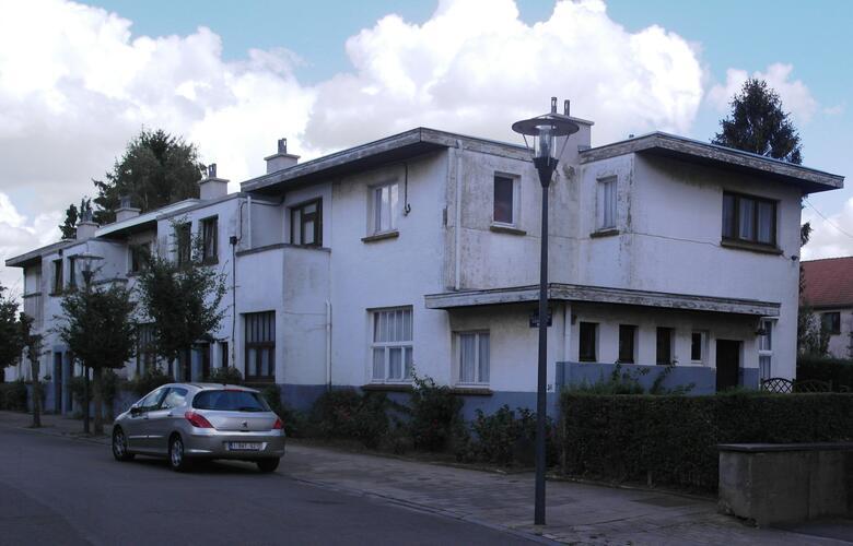 Moderne-Wijkstraat 24 tot 36, 2018