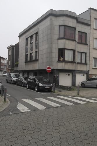 Maison personnelle de l'architecte Jean Delhaye