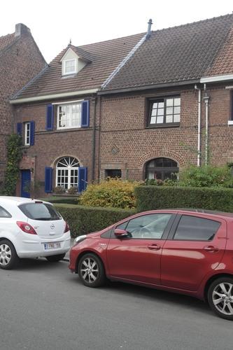 Cité jardin Het Heideken. Rue communale 7 et 9, 2014