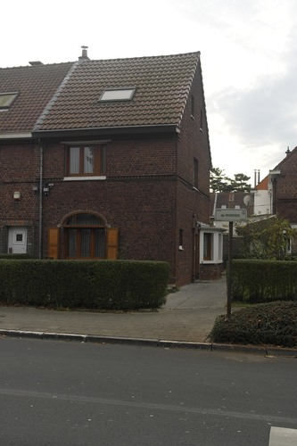 Tuinwijk Het Heideken. de Rivierendreef 138, 2014