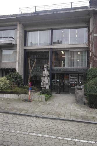 Bureau de l'architecte Raoul J. Brunswyck