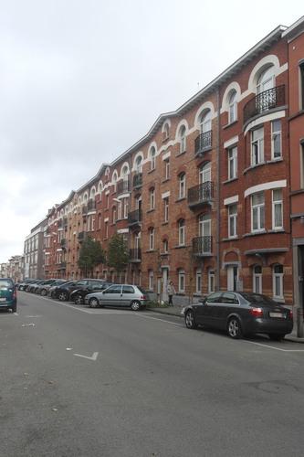 Ensemble de cinq immeubles de logements sociales