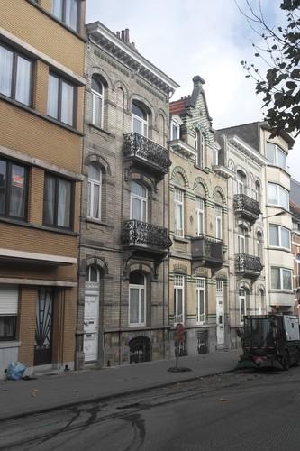Avenue Vital Riethuisen 11, 13, 15