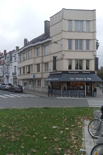 Avenue Jacques Sermon 2 Avenue du Duc Jean 2-4