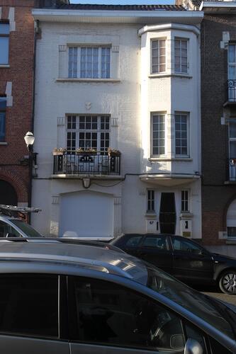 Rue des Augustines 67, 2015