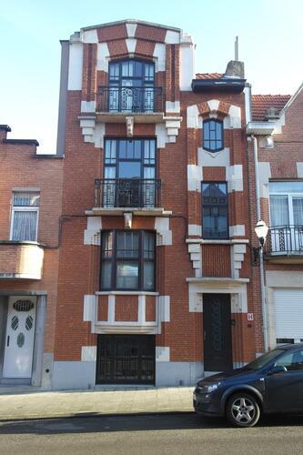 Rue des Augustines 98, 2015