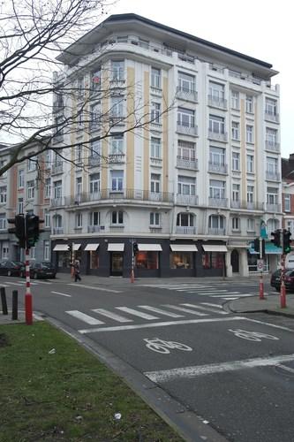 Boulevard de Smet de Naeyer 46 - avenue Firmin Lecharlier 1-3, 2015