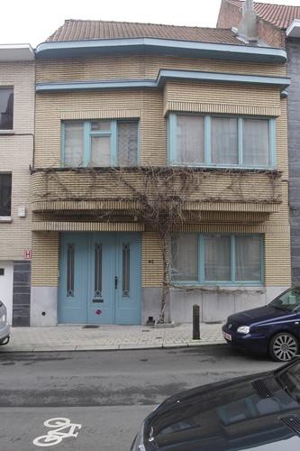 Rue Esseghem 92, 2015