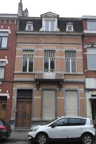 Rue Ferdinand Lenoir 14, 2015