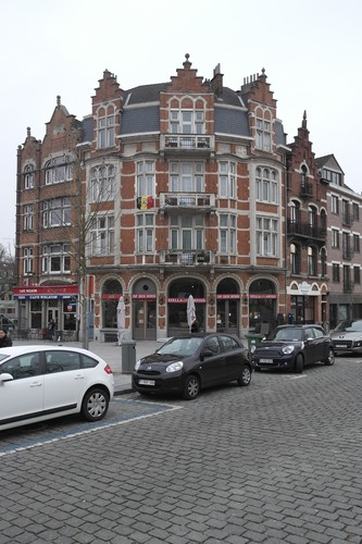Place Cardinal Mercier 32-34, 2015