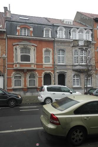 Avenue Van Beesen 10 et 12, 2014