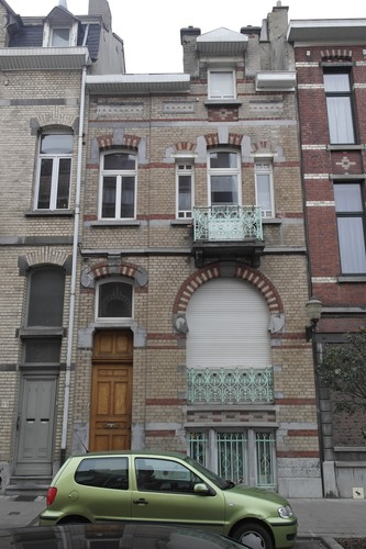 Rue Henri Van Bortonne 97, 2015