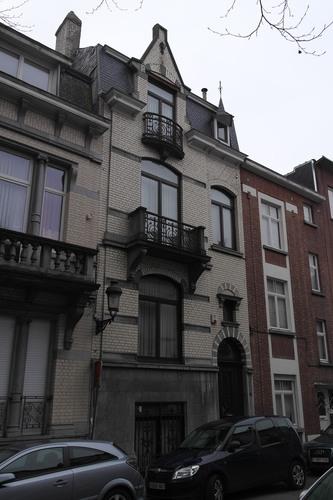 Rue Gustave Van Huynegem 18, 2015