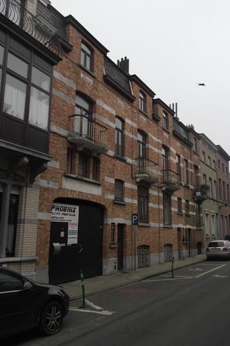 Chaussée de Wemmel 247-249, 2015