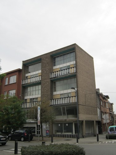 Immeuble Van Ooteghem, avenue Notre-Dame 135, 2014