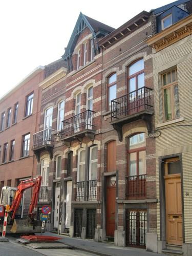 Rue Frans Pepermans 40, 2014