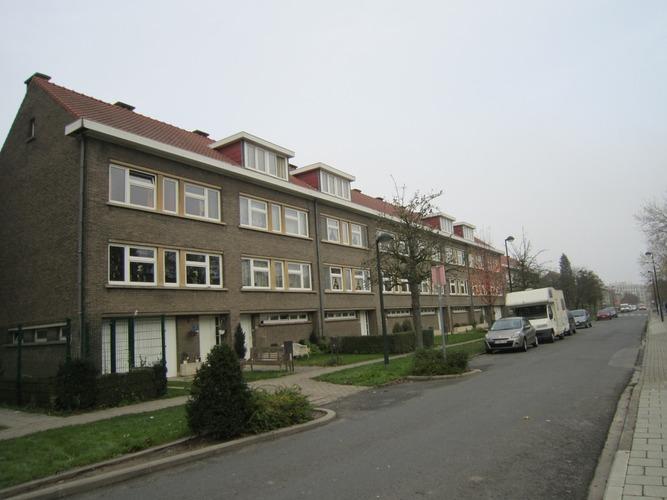 Avenue Constant Permeke 65 à 79, 2014