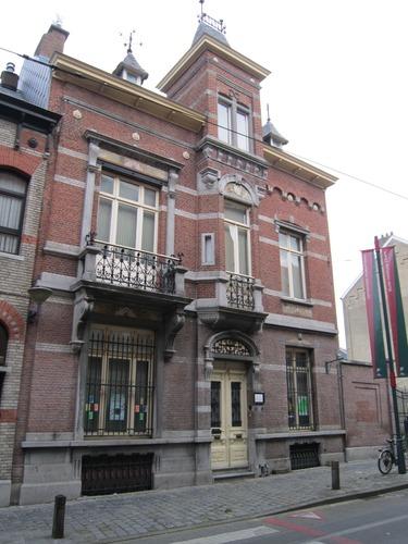 Rue Edouard Stuckens 11-13, 2014