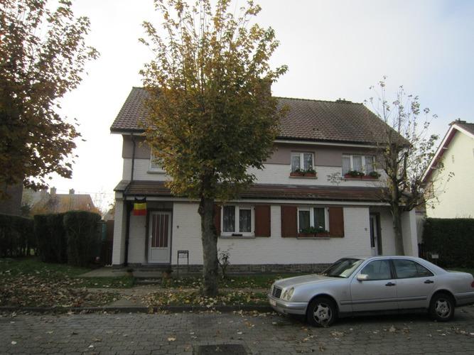 Avenue du Tornooiveld 11 et 12, 2014