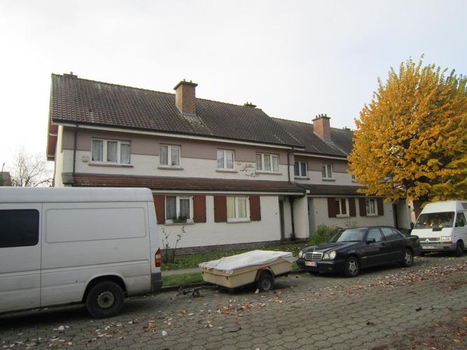 Avenue du Tornooiveld 13, 14, 15 et 16, 2014