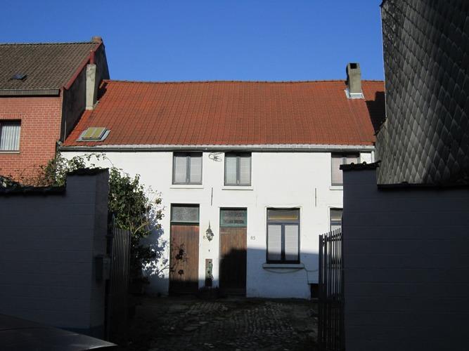 Rue Henri Van Hamme 83 et 85, 2014