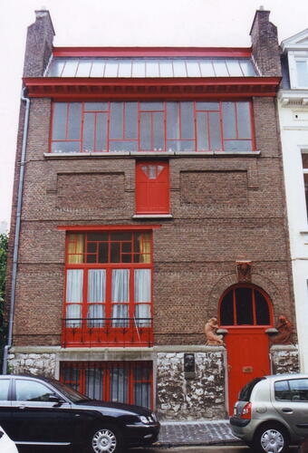 Maison et atelier du peintre Emile Fabry