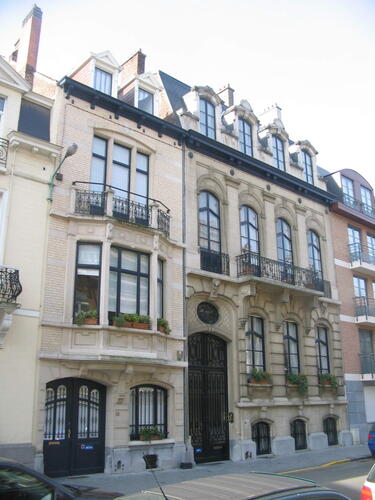 Rue du Collège Saint-Michel 10, 12