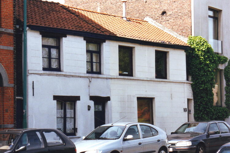Rue Pierre Decock 13 et 15, 2002