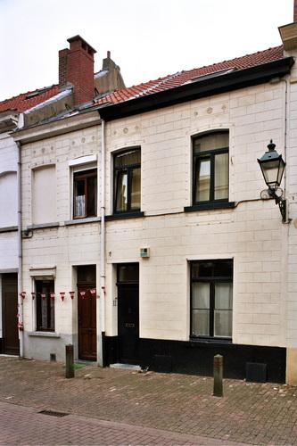 Rue Jean Deraeck 27 et 29, 2005