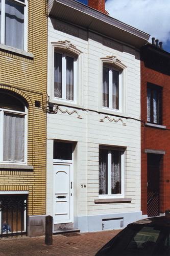Rue Jean Deraeck 28, 2002