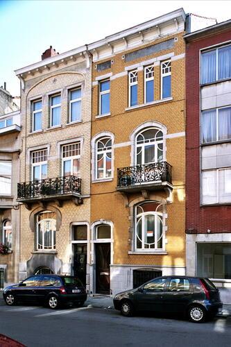 Rue Jean Gérard Eggericx 3, 5