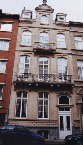 Rue André Fauchille 15