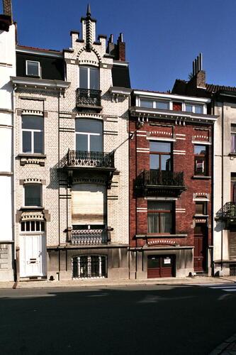 Rue François Gay 165 et 167, 2005