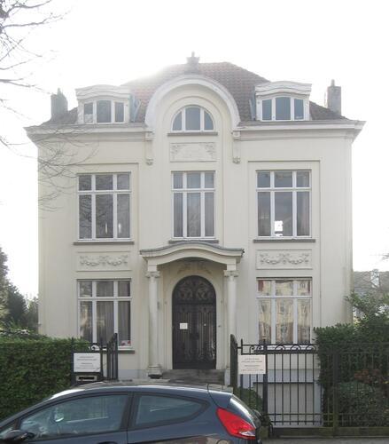 Villa Désirée, act. Justice de Paix