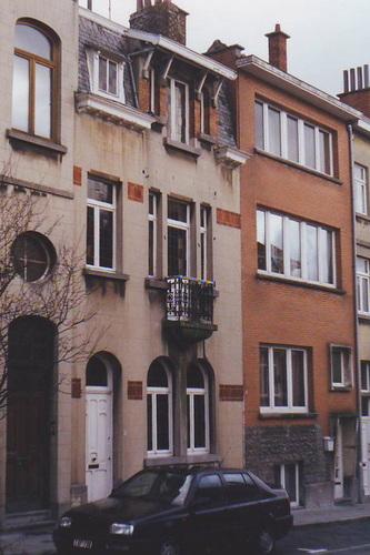Rue Martin Lindekens 35, 2002