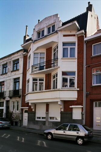 Rue Georges Medaets 27, 2005
