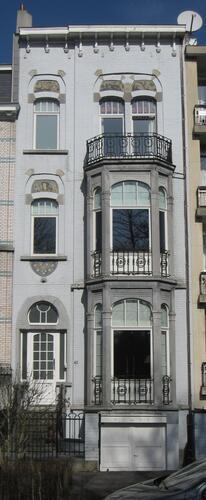 Avenue Edmond Parmentier 42, 2013
