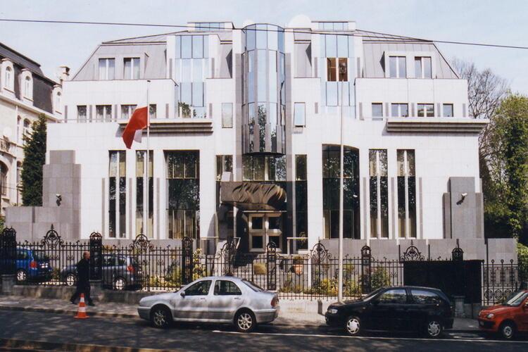 Avenue de Tervueren 282, 2003