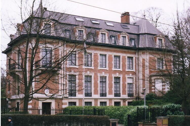 Avenue de Tervueren 288, 2002